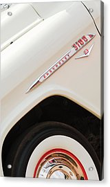 1955 Chevrolet Cameo Pickup Truck Acrylic Print