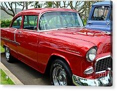 1955 Chevrolet Acrylic Print