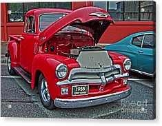 1955 First Series Acrylic Print