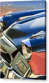 1955 Studebaker President Front End Acrylic Print