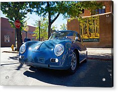 1956 356 A Sunroof Coupe Porsche Acrylic Print