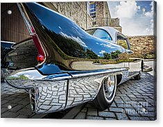1957 Cadillac Eldorado Acrylic Print