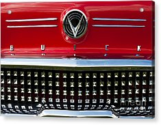 1958 Buick Special Car Acrylic Print by Tim Gainey