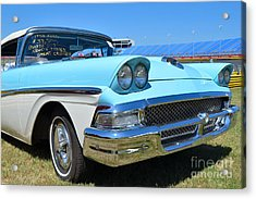 1958 Ford Acrylic Print