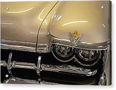 1959 Chrysler Imperial Crown  Acrylic Print by Mary Lee Dereske