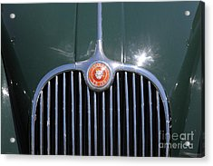 1959 Jaguar Xk150 Dhc 5d23300 Acrylic Print by Wingsdomain Art and Photography