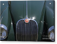1959 Jaguar Xk150 Dhc 5d23301 Acrylic Print by Wingsdomain Art and Photography