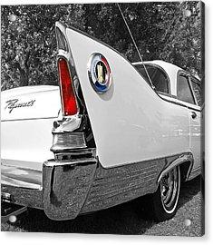 1960 Plymouth Fury Acrylic Print