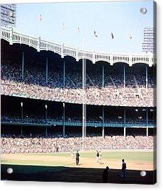 1961 World Series Acrylic Print