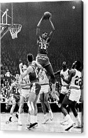 1962 Nba All-star Game Acrylic Print