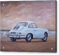 1962 Porsche 356 Carrera 2 Acrylic Print