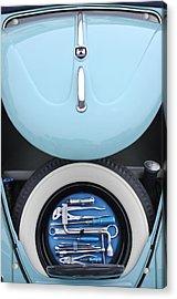 1962 Volkswagen Vw Bug Tool Kit Acrylic Print
