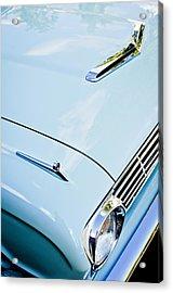1963 Ford Falcon Futura Convertible Hood Acrylic Print