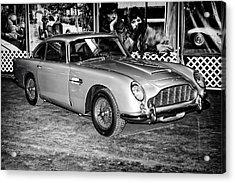 1964 Aston Martin Db5 Acrylic Print