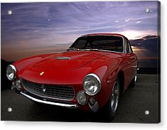 1964 Ferrari 250 Gt Lusso Berlinetta Acrylic Print