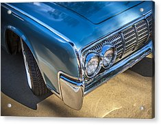 1964 Lincoln Continental Convertible  Acrylic Print