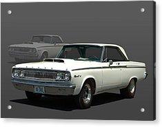 1965 Dodge Coronet 440 Acrylic Print