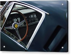 1967 Ferrari 275 Gtb-4 Berlinetta Acrylic Print by Jill Reger