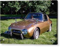 1968 Toyota Sports 800 Acrylic Print