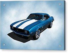 1969 Camaro Acrylic Print