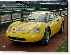 1972 Ferrari Dino 246 Acrylic Print