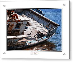 1985 Acrylic Print