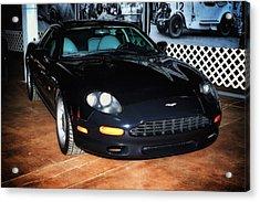 1997 Aston Martin Db7 Acrylic Print