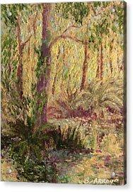 Rosemary  Creek Acrylic Print