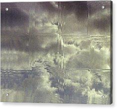 1-003 Acrylic Print
