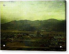 1-011 Acrylic Print