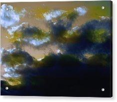 1-030 Acrylic Print