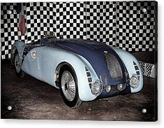 1936 Bugatti 57g Tank Acrylic Print