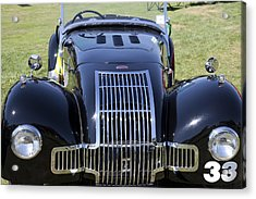 1947 Allard K1 Roadster Acrylic Print