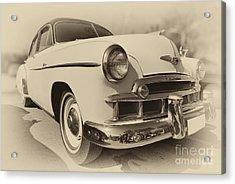 1951 Chevrolet Skyline Acrylic Print