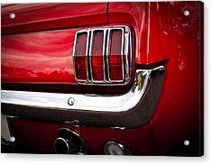 1966 Ford Mustang Acrylic Print