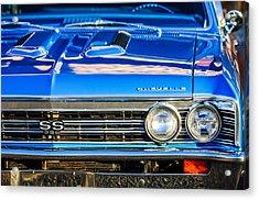 1967 Chevrolet Chevelle Super Sport  Acrylic Print by Jill Reger