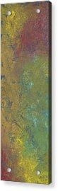 Abstract 3 Acrylic Print by Corina Bishop