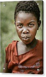 Africa Acrylic Print by Mihai Ilie