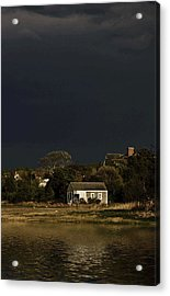 After The Storm Acrylic Print by Keith Woodbury