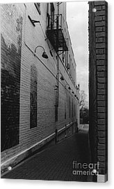 Alley Acrylic Print by Michelle OConnor