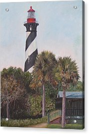 Anastasia Lighthouse Acrylic Print