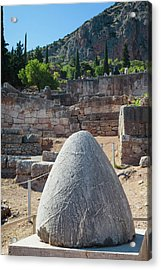 Ancient Delphi, Greece Acrylic Print