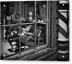 Antique Barbershop  Acrylic Print