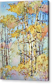 Aspen Color Acrylic Print