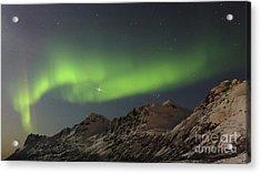 Aurora Borealis, Norway Acrylic Print by Babak Tafreshi