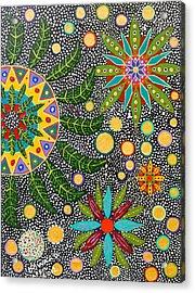 Ayahuasca Vision Acrylic Print
