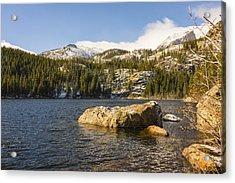 Bear Lake - Rocky Mountain National Park Colorado Acrylic Print by Brian Harig
