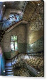 Beelitz Stairs  Acrylic Print