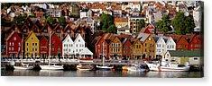 Bergen Norway Acrylic Print