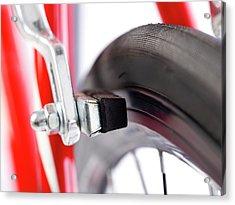 Bicycle Brakes Acrylic Print